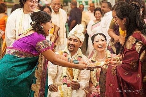 Malaysian Hindu Wedding, Sri Maha Mariamman Temple