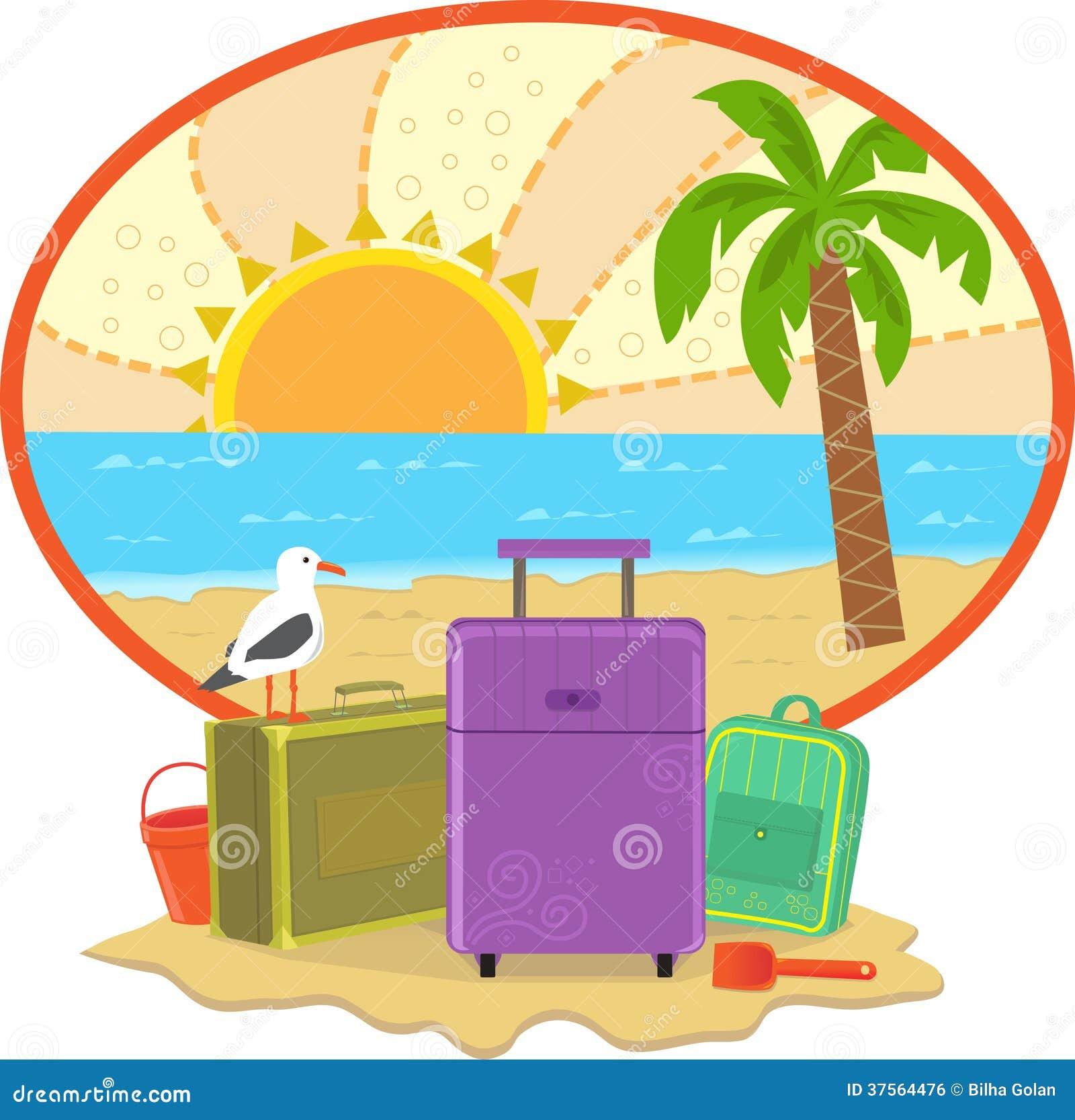 Vacation Icon Royalty Free Stock Image - Image: 37564476