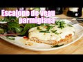 Recette Italienne Escalope De Veau Parmigiana
