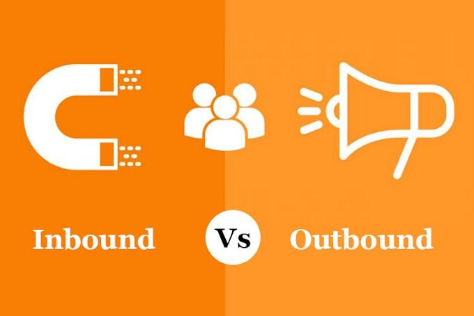 Inbound versus Outbound Lead Generation Techniques
