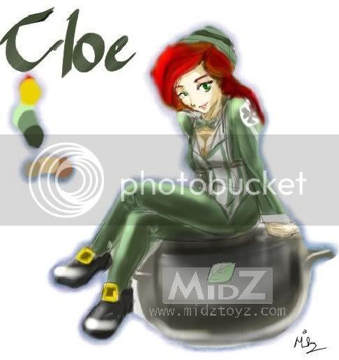 Cloe concept sketch