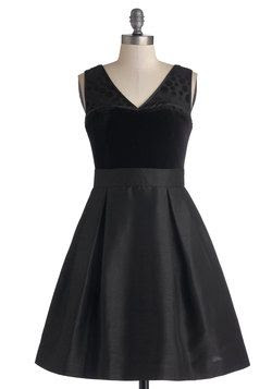 Lass of Luxury Dress, #ModCloth