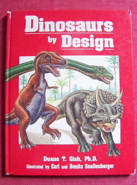 'Dinosaurs by Design' by Duane T. Gish