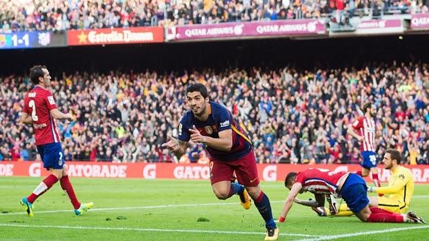 Resultado de imagem para Barcelona x Atlético de Madrid