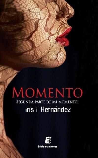 Reseña - Momento, Iris T. Hernández