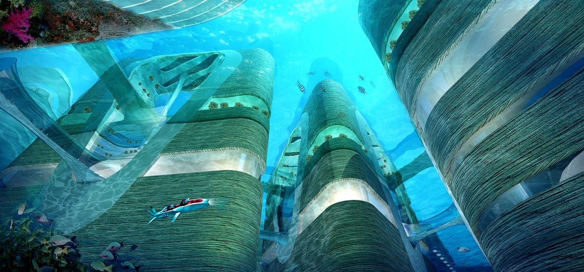 Floating City 4
