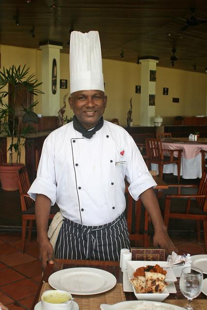 Chef Kunalan is very good!