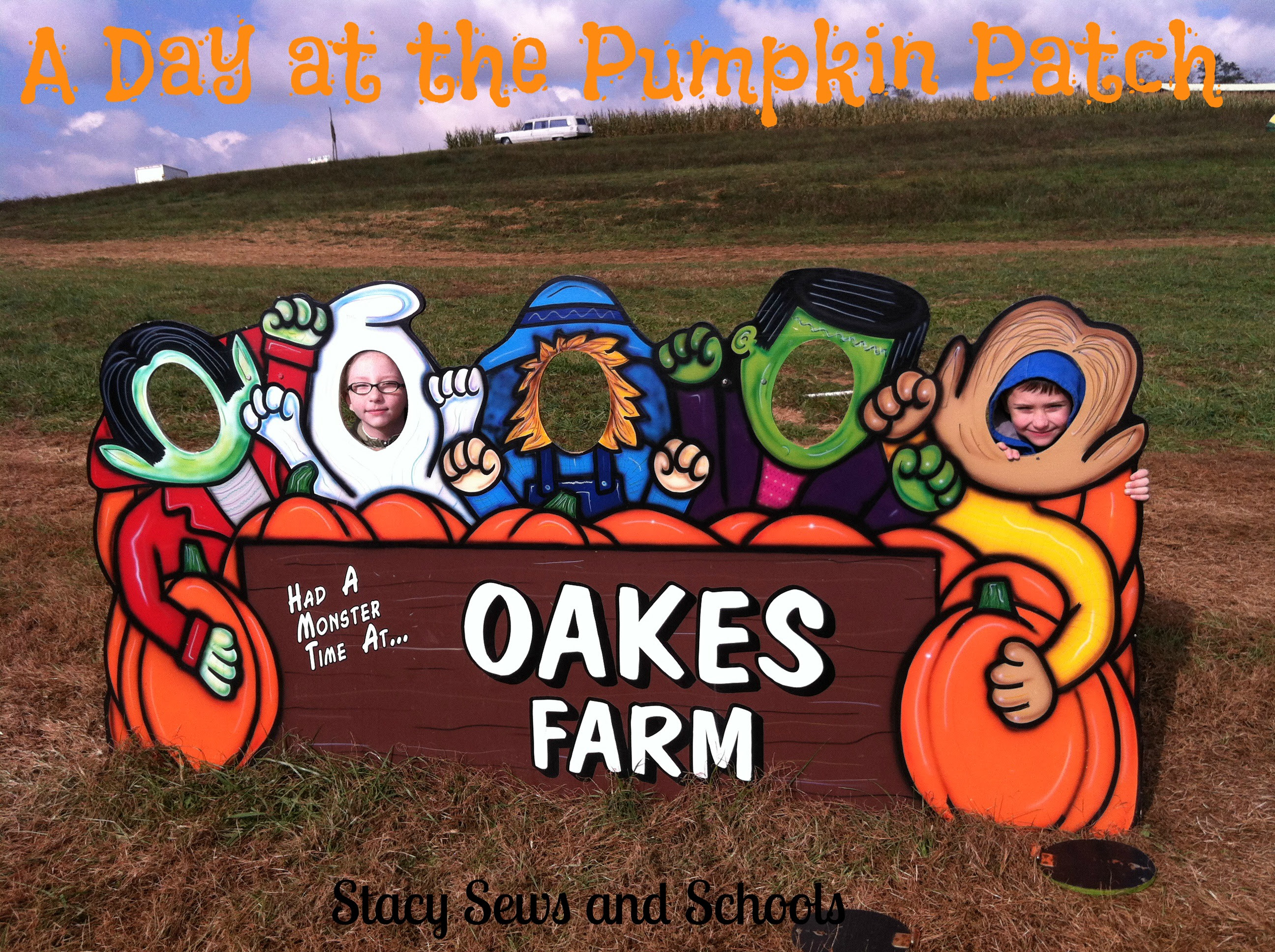 A Day at Pumpkin Patch 1