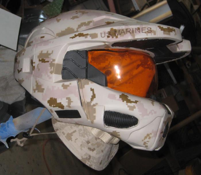 MARPAT HALO Helmet 3