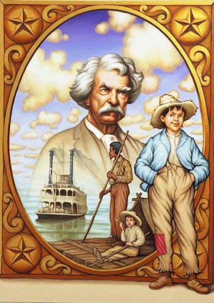 Mark Twain and Friends