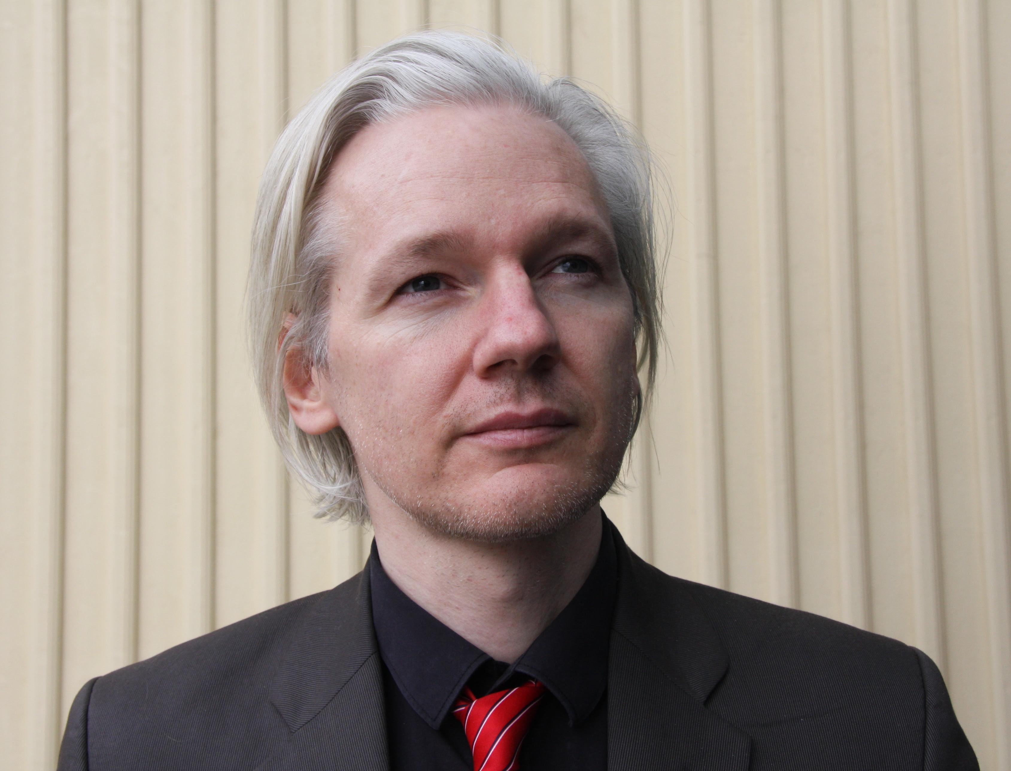 Mr. Julian Paul Assange