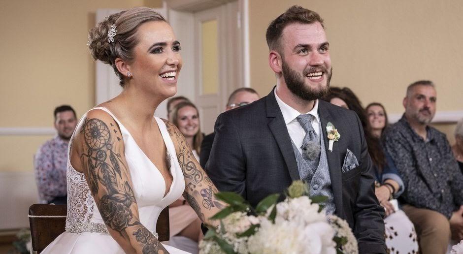 Hochzeit Auf Den Ersten Blick Jessica Und Marc Lied