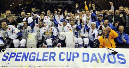 Dinamo Minsk Spengler Cup 2009, Dinamo Minsk Spengler Cup 2009
