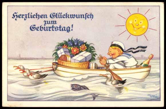 Glückwünsche Geburtstag Seemann Geburtstagssprüche Sprüche