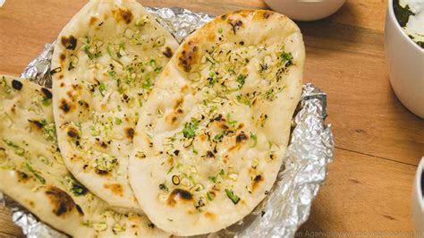garlic naans recipe  tawa eggless naan recipe