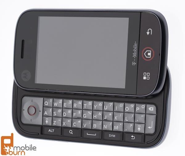 motorola cliq. Motorola CLIQ / DEXT
