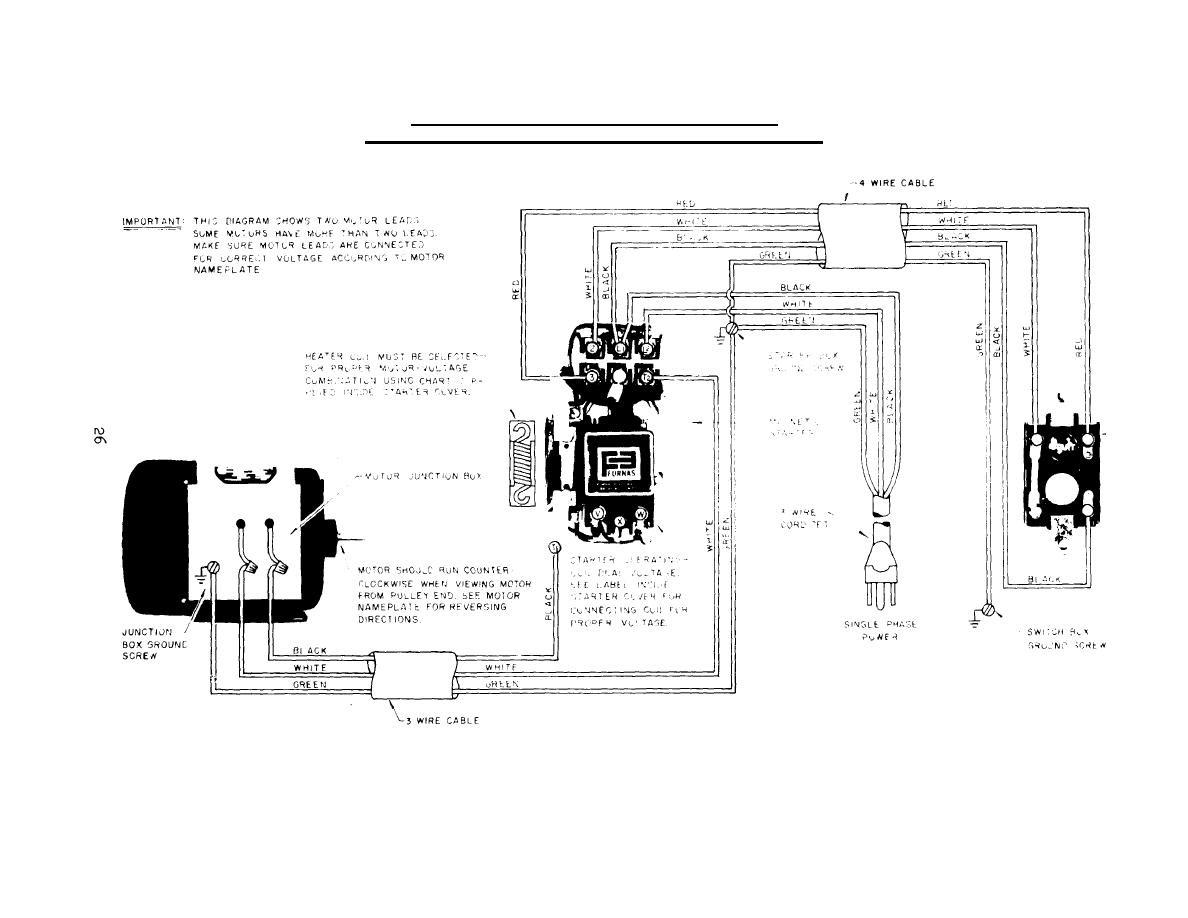 21 Images Ge Single Phase Motor Wiring Diagram