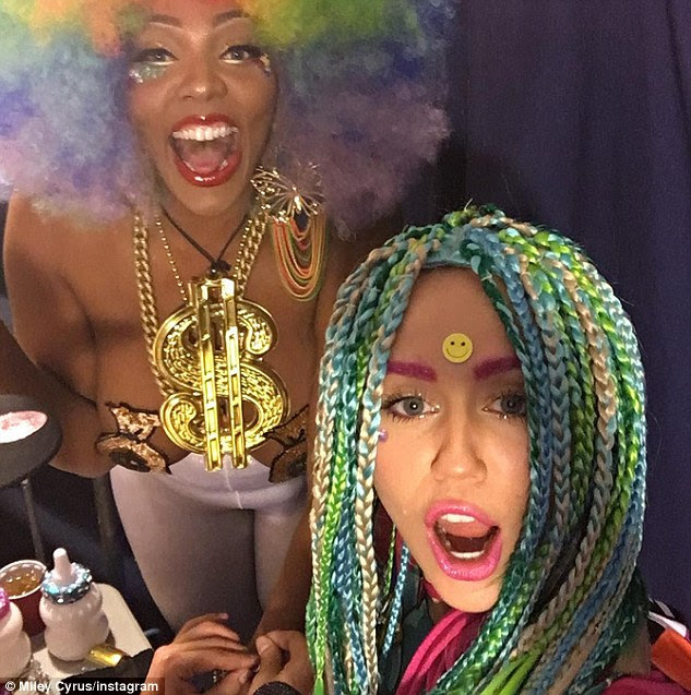 Eccentric style! The former Disney Channel star is known for her bizarre fashion sense and outspoken ways
