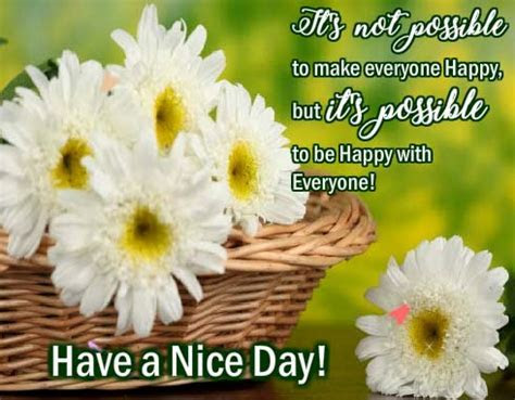 Be Happy With Everyone! Free Have a Great Day eCards