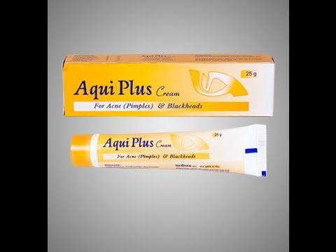 Aqui Plus Cream For Acne Pimples Blackeads Acne Magz Get