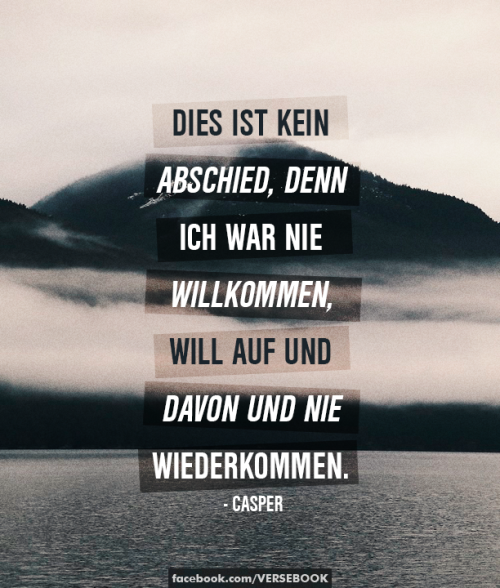 Image Result For Zitate Lieder Casper