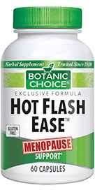 Hot Flash Ease 60 capsules