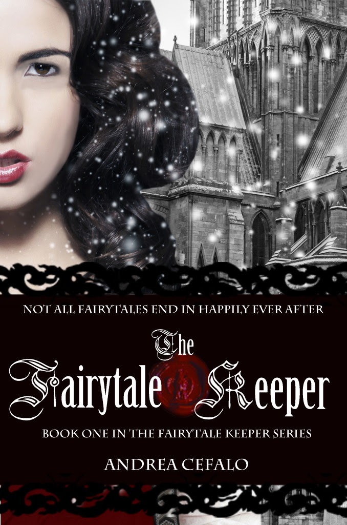 The Fairytale Keeper by Andrea Cefalo book cover