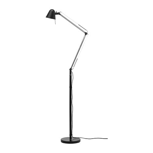 UPPBO Floor/reading lamp - IKEA