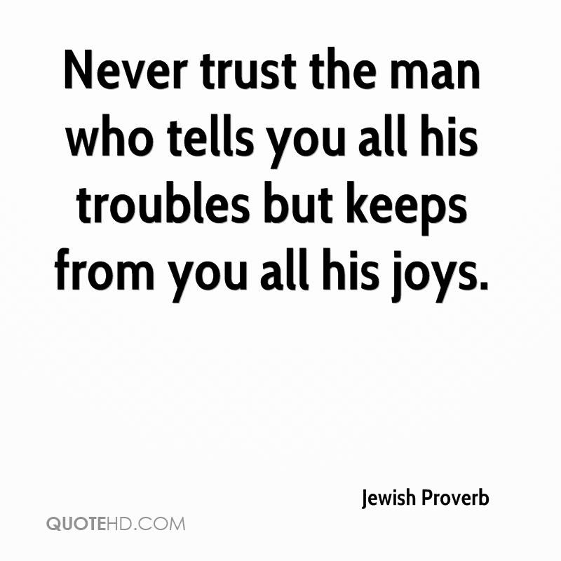 Jewish Proverb Quotes Quotehd