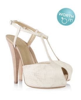 Giuseppe Zanotti Wedding Shoes   T Strap Platform Sandals