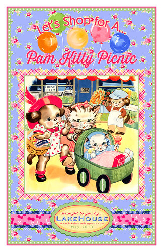 PamKittyPicnic by LakeHouse