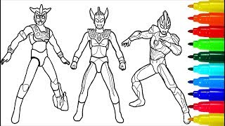 All Clip Of Ultraman Leo Colouring Pages Bhclipcom