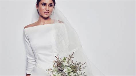 Sydney seamstresses replicate Meghan's dress in 10 hours