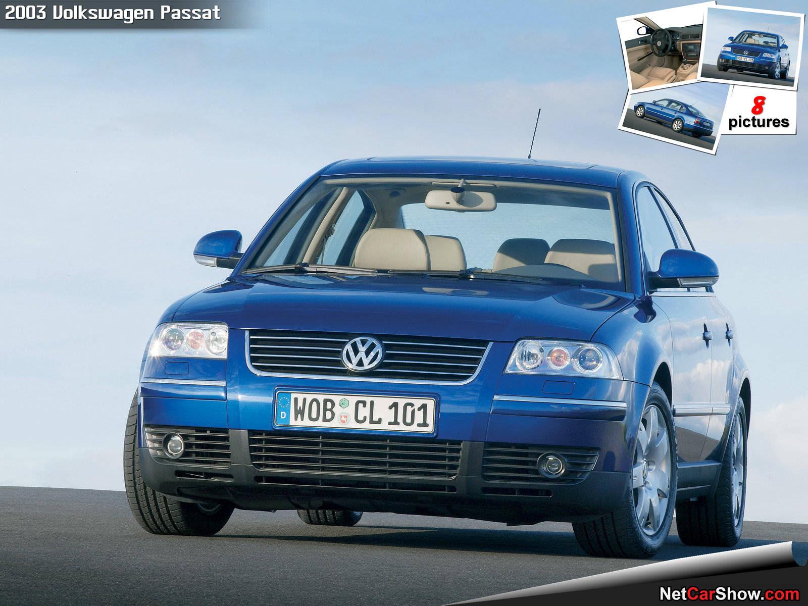 Volkswagen Passat (2003)