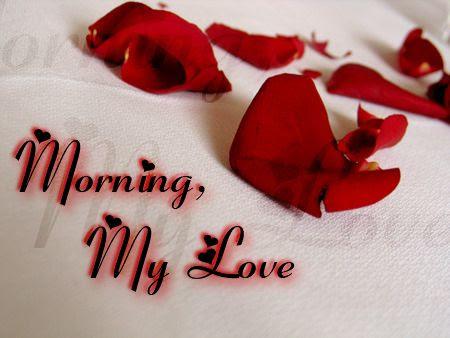 رسائل حب في الصباح بالانجليزي Images Collection