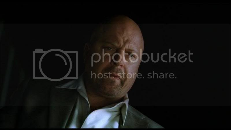 Michael Chiklis as Clyde