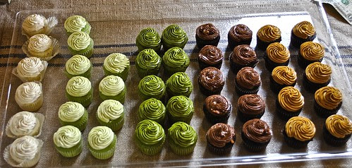 Nute's Cupcakes at New Taste Marketplace