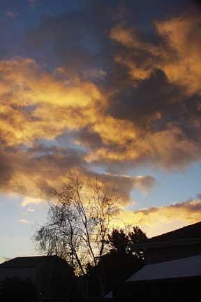 Sun Rise January 1, 2005