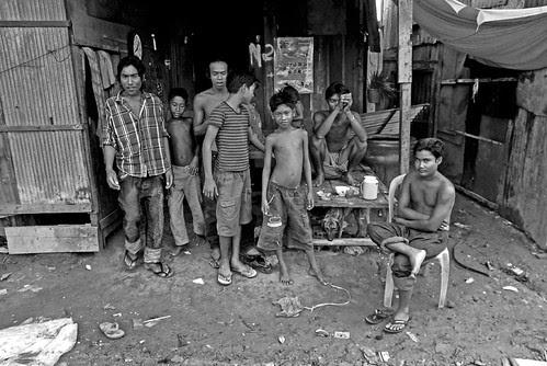 Waiting, Cambodia