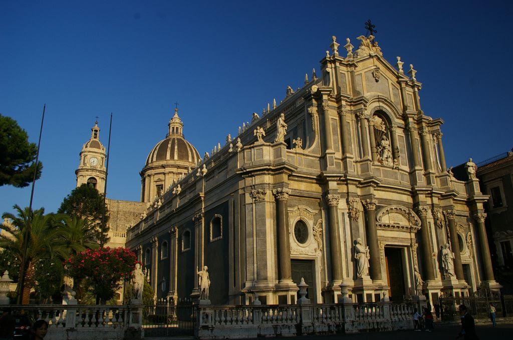 Churches Walking Tour In Catania Catania Italy