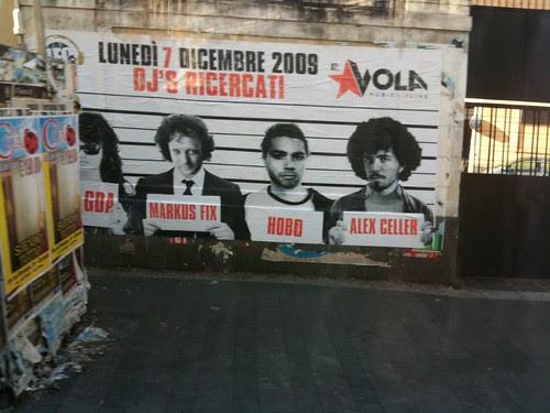 Catania poster