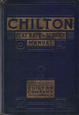 car repair rate book