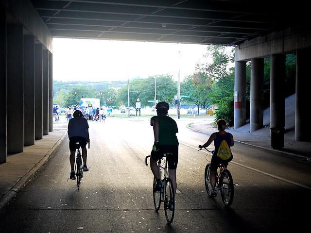 UBBC Incline Ride