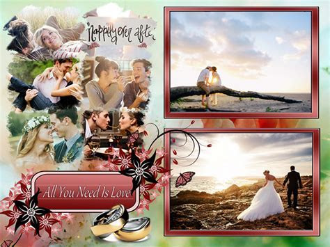 Anniversary Collage Ideas   Put Your Heart into the Gift!