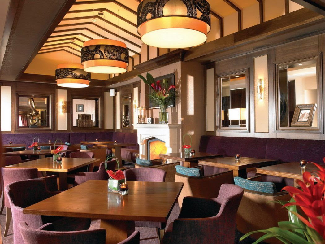 Restaurant Interior Design Ideas | Pouted Online Magazine - Latest
