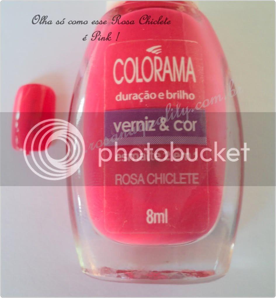 Close Rosa Chiclete
