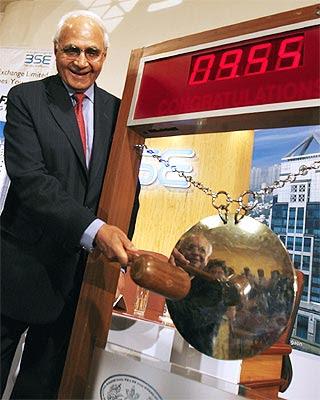 KP Singh's wealth fell in 2011.