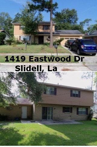 Slidell, Louisiana LA FSBO Homes For Sale, Slidell By Owner FSBO, Slidell, Louisiana