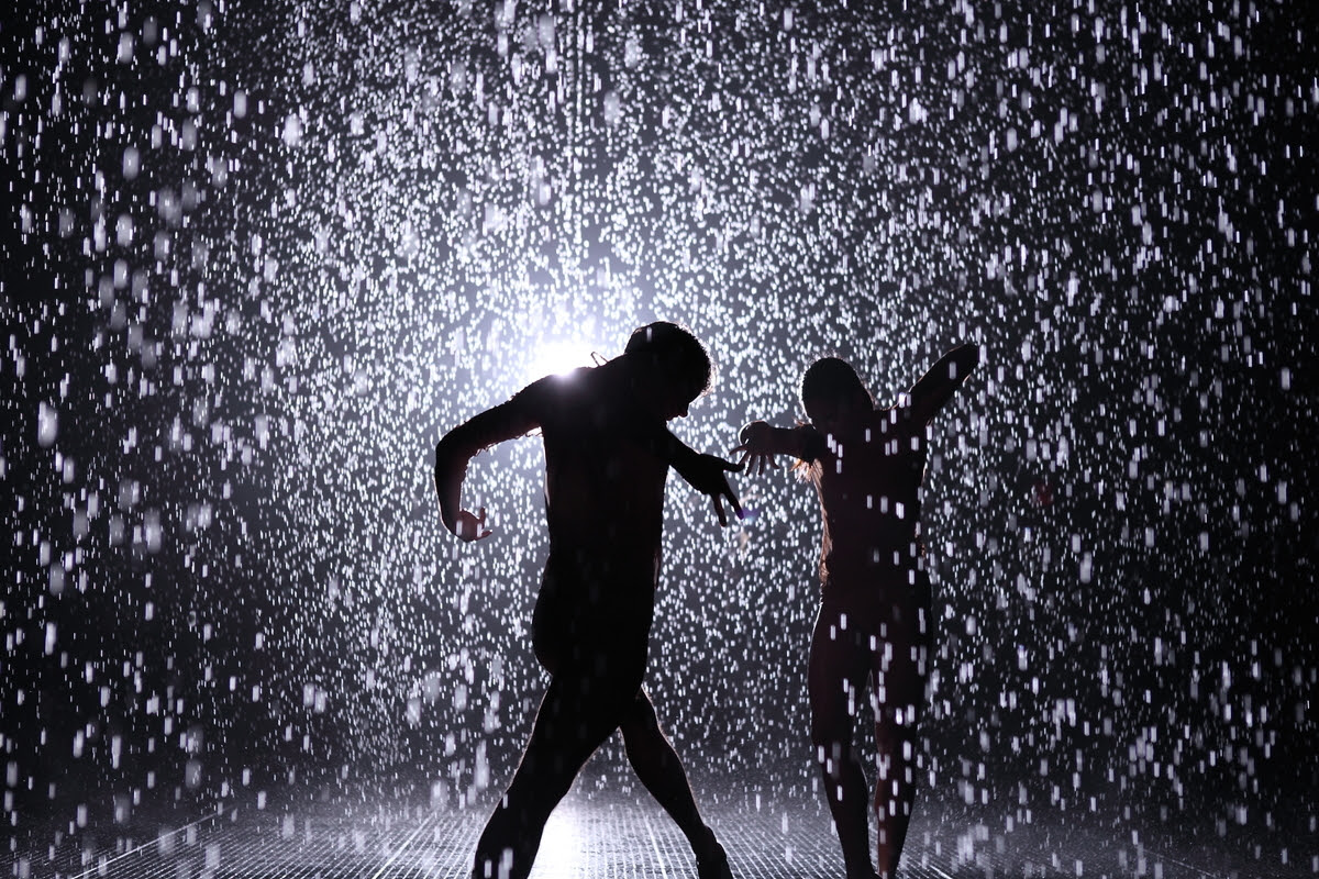 Rain Room Installation By Random International Is ...