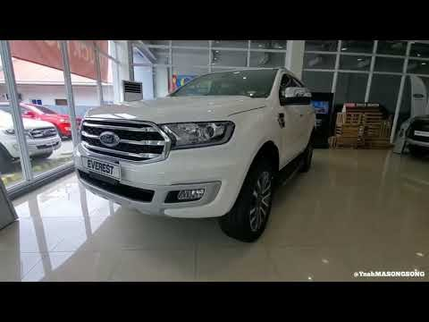 Video: New Ford EVEREST 4x2 2.0L Titanium AT - White | Walk Around by Ynah Masongsong (Ford Batangas)